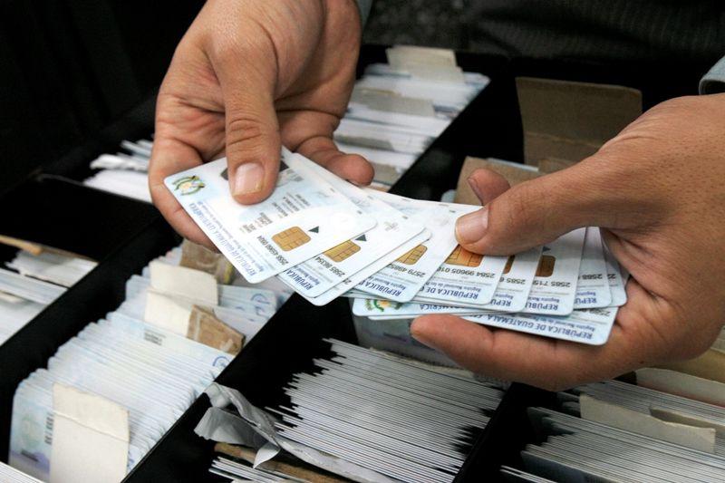 Renap Informa que hay 345,000 DPI sin recoger
