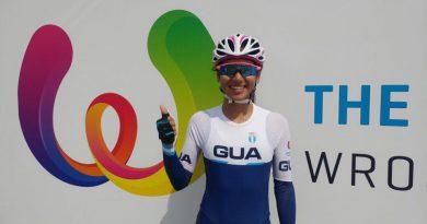 Dalia Soberanis destaca en los Juegos Mundiales