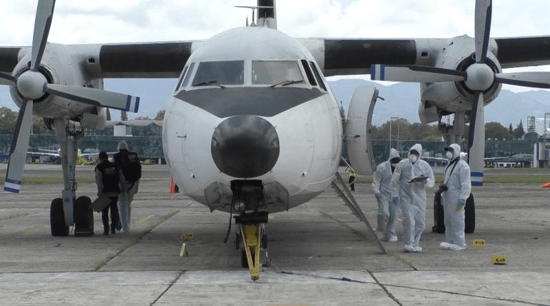 ¡Alerta terrorista en el Aeropuerto La Aurora!; simulacro exitoso