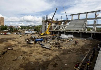 Complejo deportivo Alexis Argüello estará listo para Juegos Centroamericanos