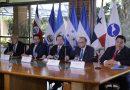 El Salvador desea sumarse a  unión aduanera