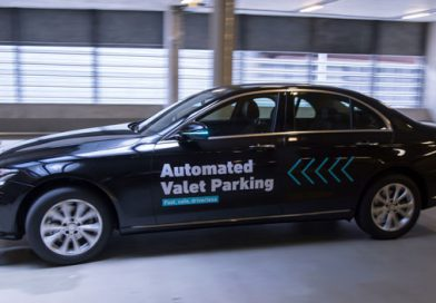 Bosch y Mercedes anuncian proyecto de parqueo automático