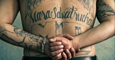 Catorce cabecillas de la Mara Salvatrucha son detenidos en Honduras