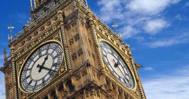 El Big Ben de Londres toca las últimas 12 campanadas antes de 4 años de silencio
