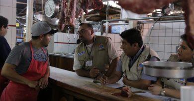 Intensifican monitoreos en precio de carne