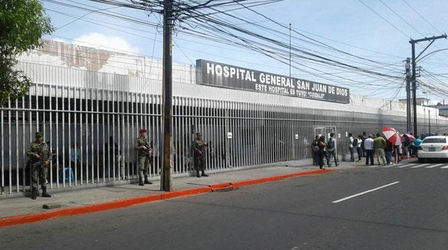 Nombran a nuevo director del Hospital General San Juan de Dios