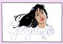 Selena es homenajeada con doodle de Google