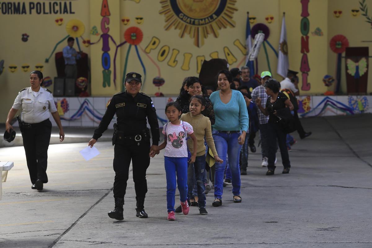 Escuela Policial de Recreación Vacacional