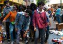 Hondureñas se disfrazan de zombis para llamar a votar con conciencia