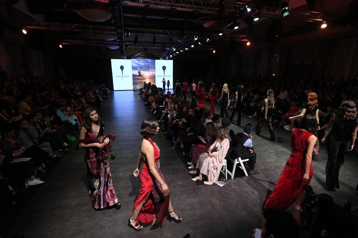 Cuarta edición Mercedes Benz Fashion Guatemala