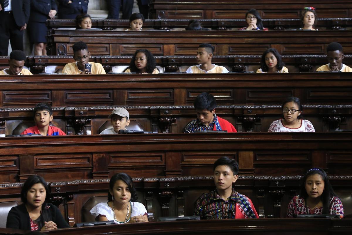 Parlamento de la Niñez