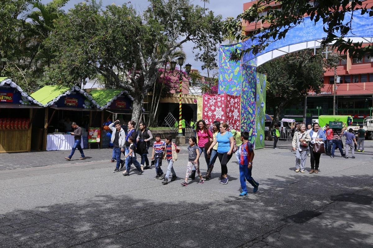 Diversión familiar Festival Navideño 2017