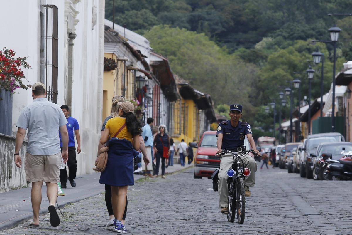 Seguridad en Antigua Guatemala