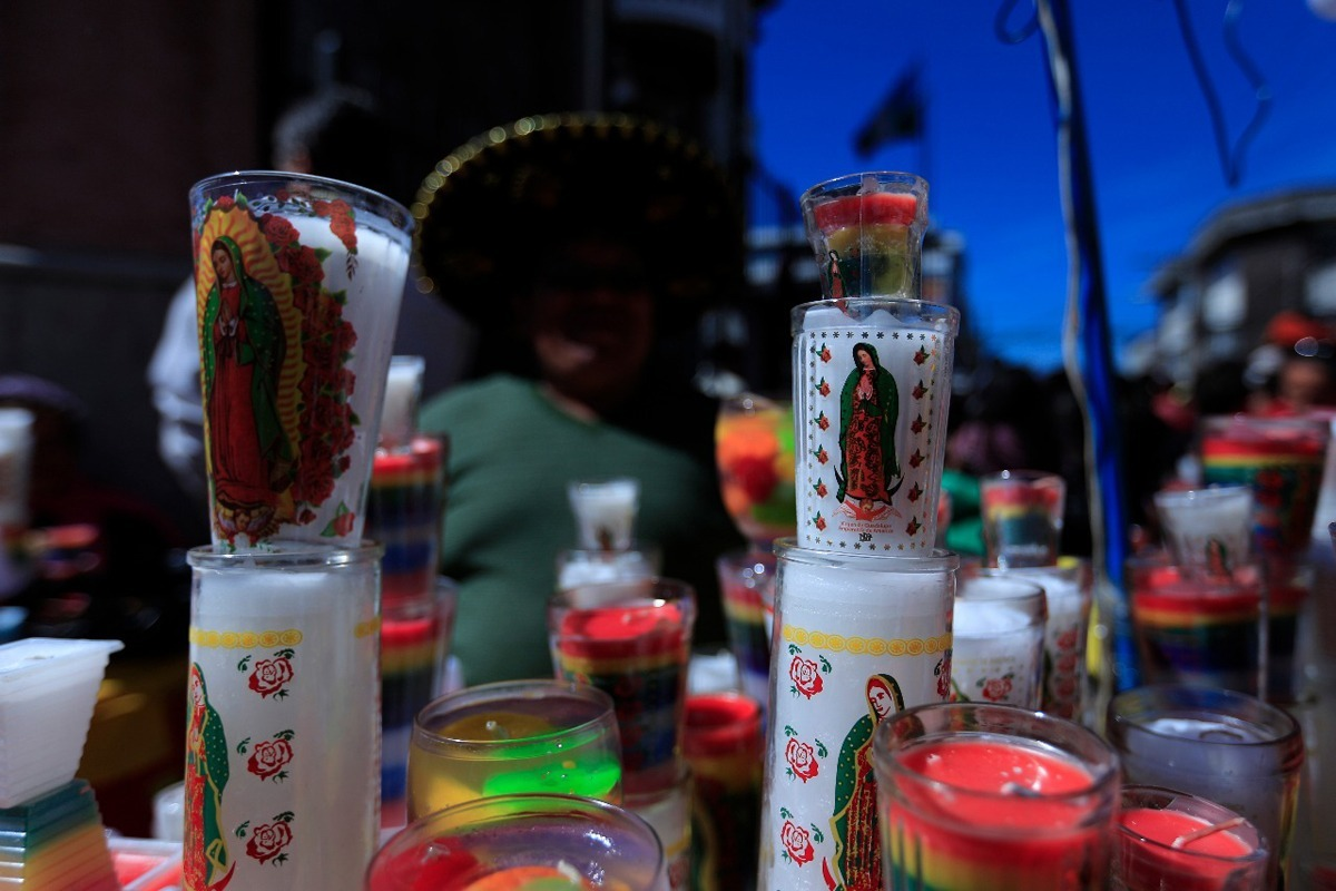 """""""Un año más de tradición y devoción a la Virgen de Guadalupe"""""""
