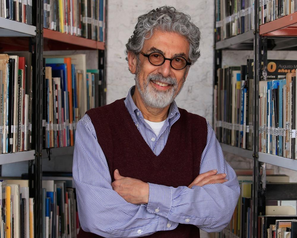"""Francisco Nájera: """"No todas las historias pueden ser libros"""""""
