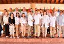 Gobierno expone logros a Cuerpo Diplomático y cooperantes financieros