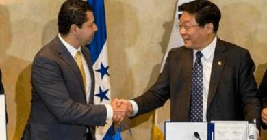Ministro hondureño de Economía viaja a Corea del Surfirmar TLC