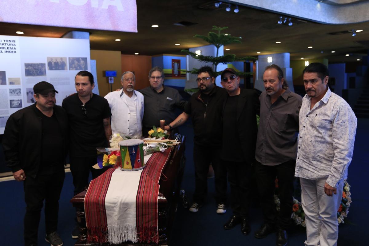 Luto en la música nacional, el adiós a Lenín Fernández