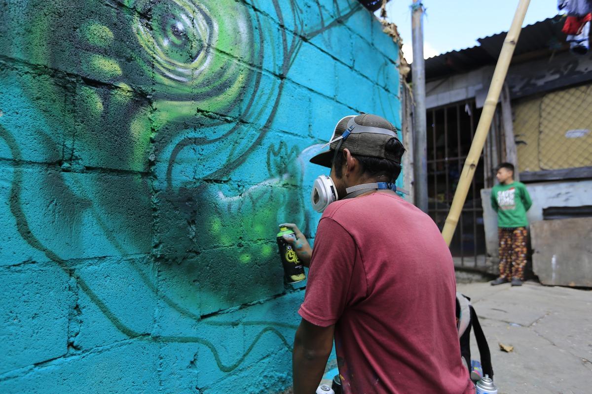 Grafiteros, por tu barrio