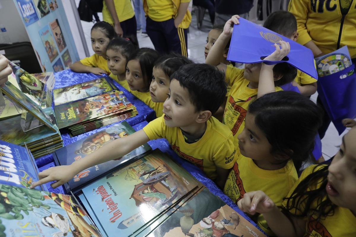 Feria Centroamericana de Lectura Infantil y Juvenil
