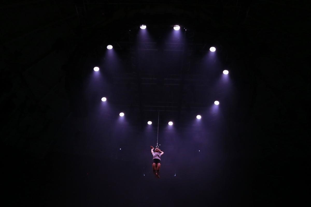 Cirque du Soleil y su tributo a Soda Stereo