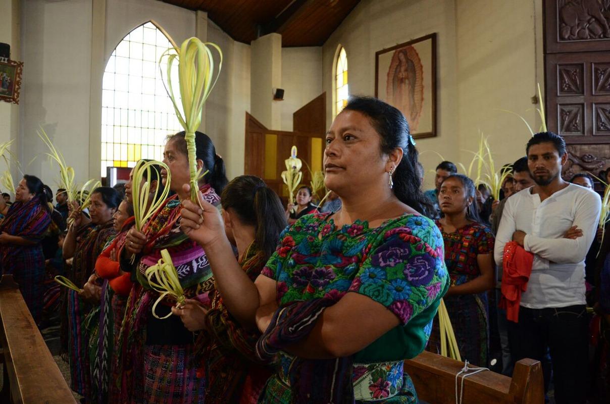 Conmemoración del Domingo de Ramos