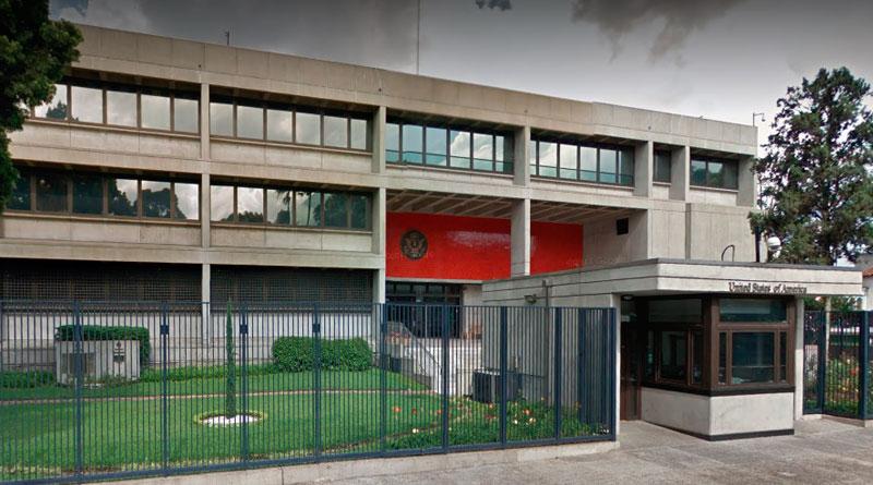 Resultado de imagen para Embajada de los Estados Unidos EN GUATEMALA