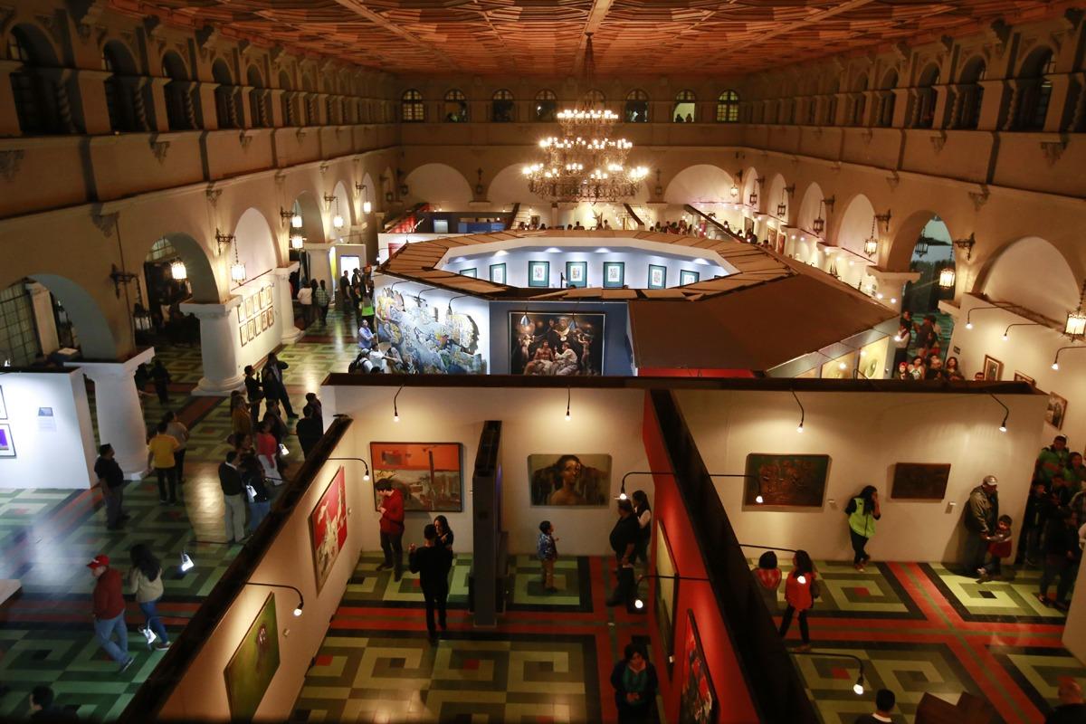 Una Noche en la Calle de los Museos