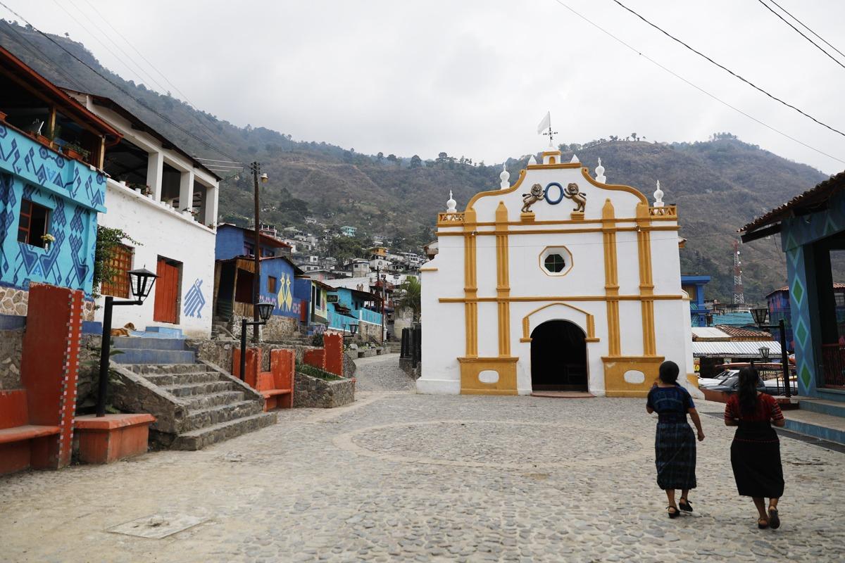 Santa Catarina Palopó, una obra de arte