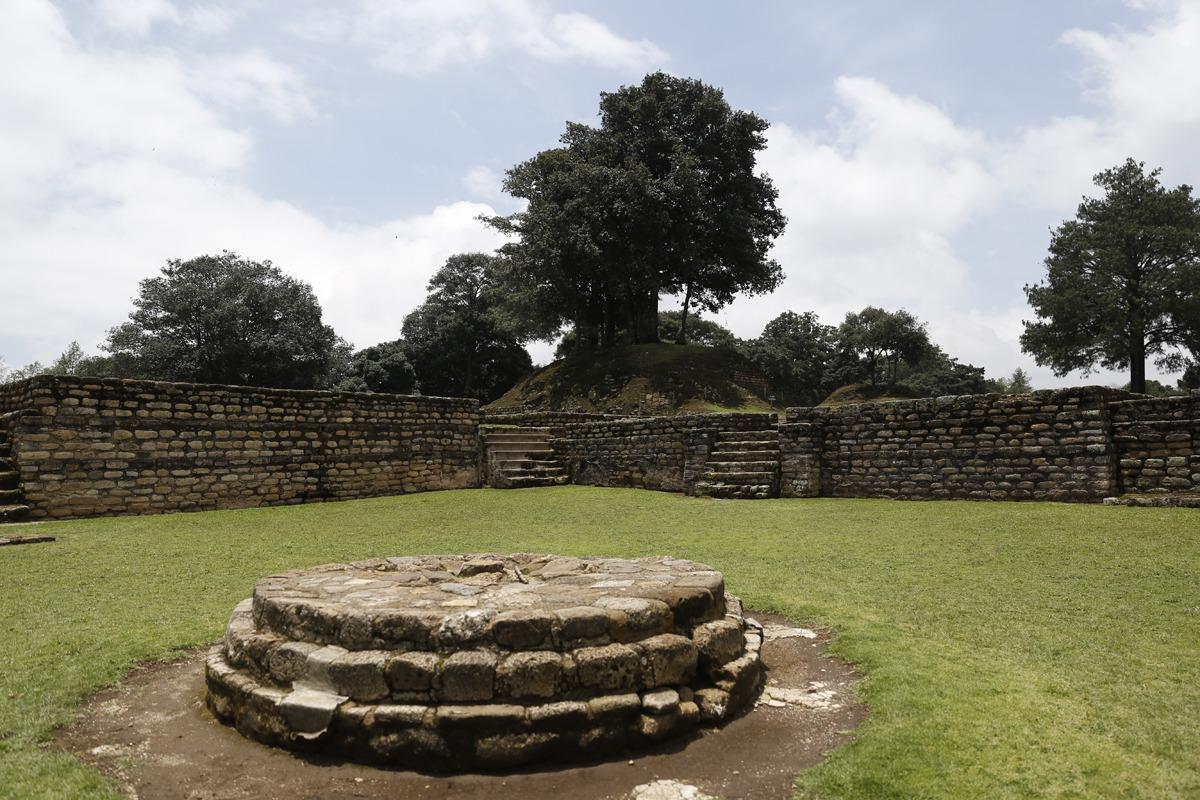 Renuevan museo de sitio arqueológico Iximché