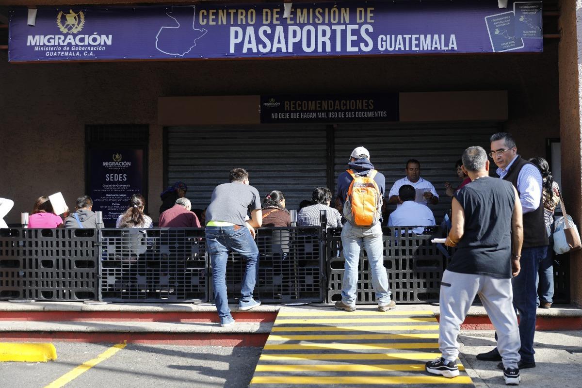 Mejoran proceso para tramitar los pasaportes