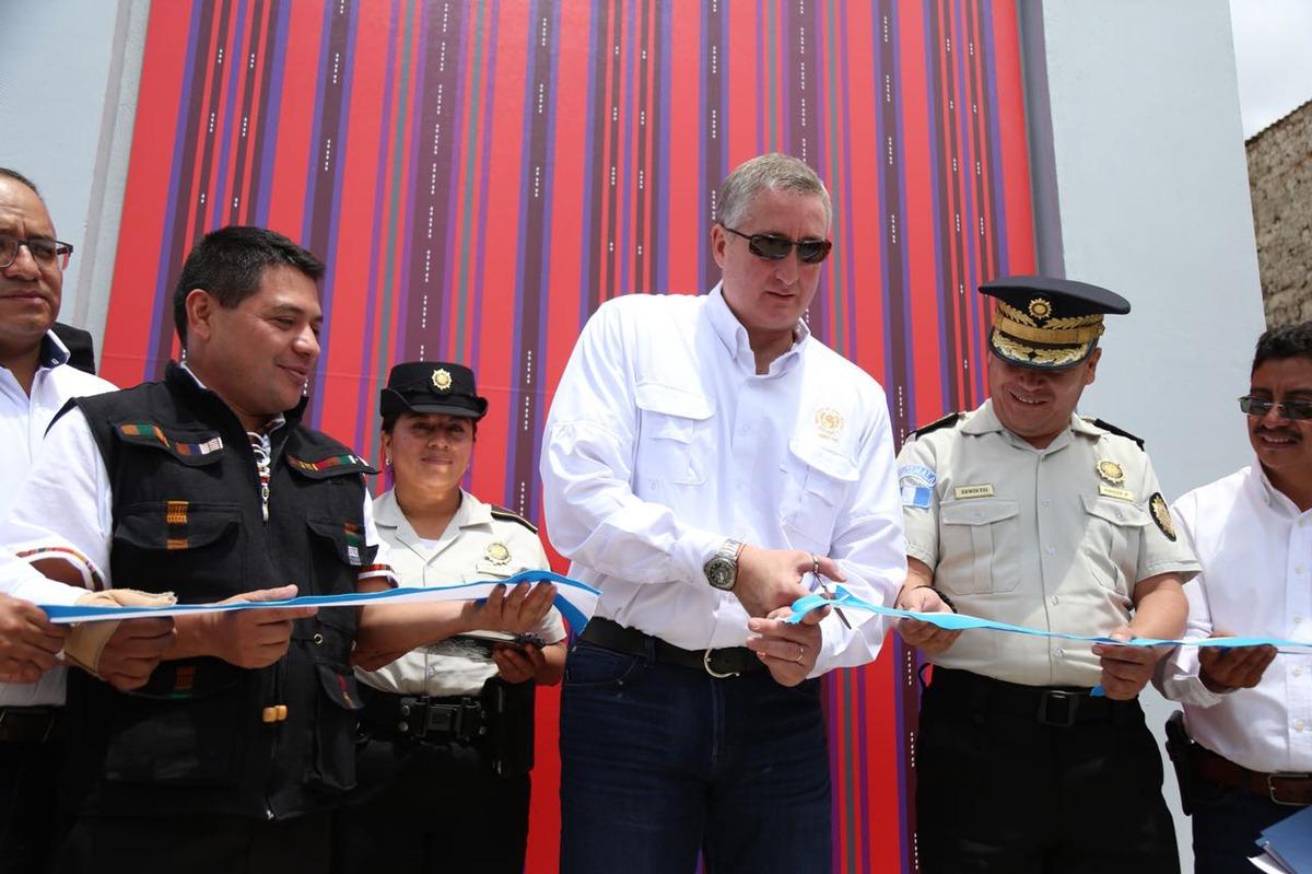 Municipios de Sololá son ejemplo de seguridad