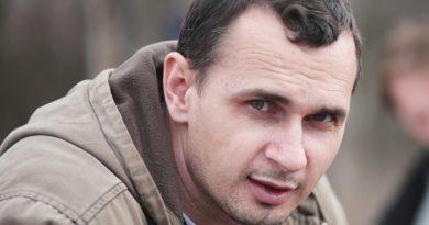 Oleg Sentsov, cineasta ucraniano, padece problemas de riñones y corazón