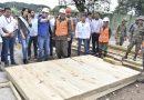 Comienza la construcción de albergues transitorios en Escuintla