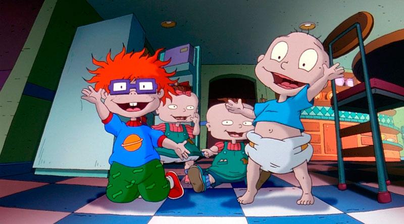 Rugrats tendrá nuevos capítulos y un live action