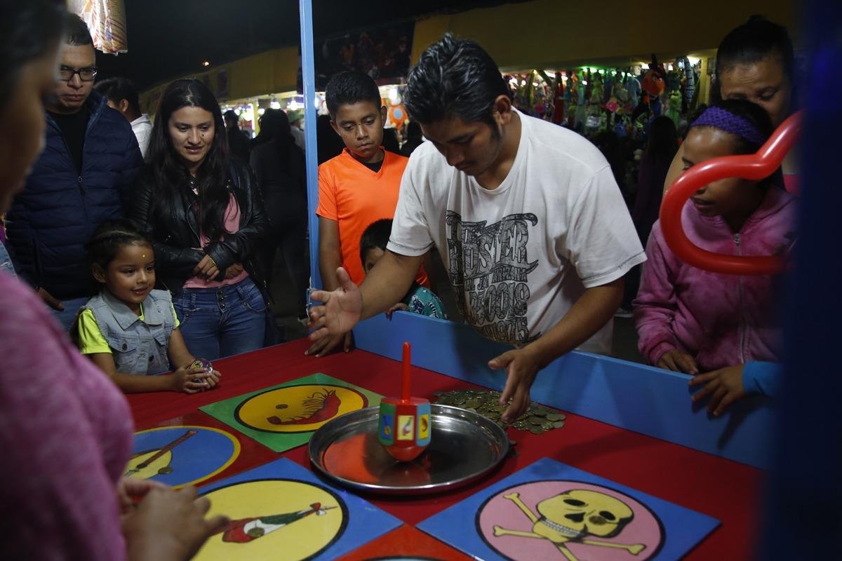Inicia celebración de la Feria de la Ciudad