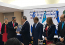 El Salvador concreta unión aduanera con Guatemala y Honduras