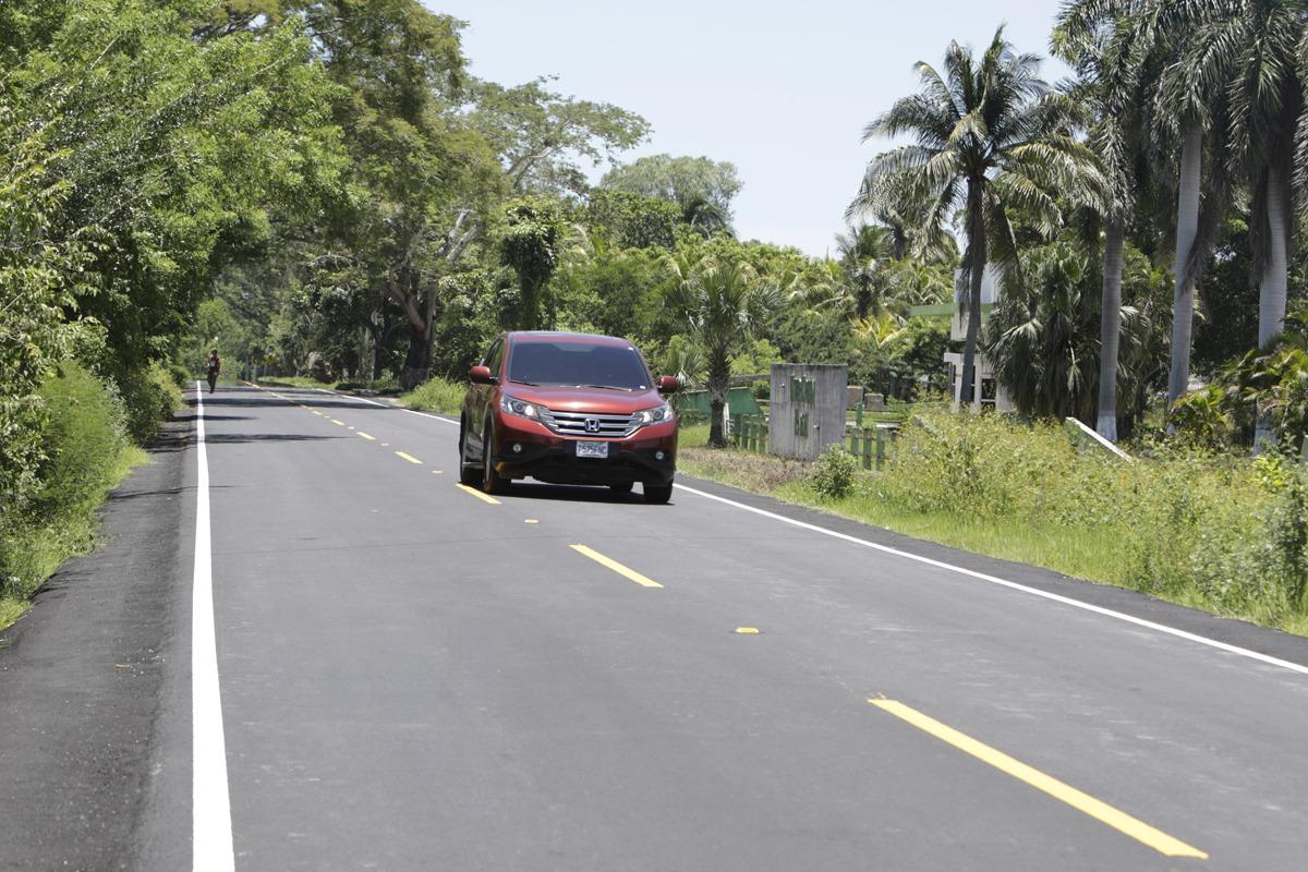 Avanza construcción de carreteras