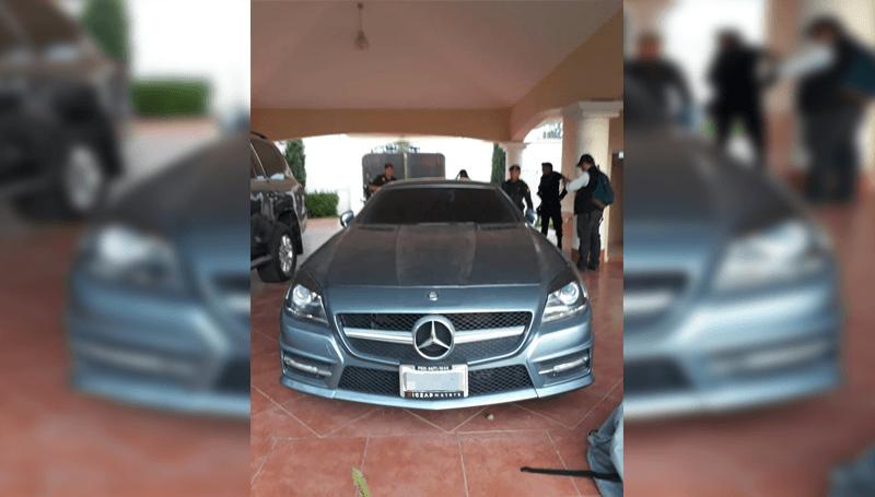 Policía ecuatoriana detiene a banda dedicada al narcotráfico trasnacional