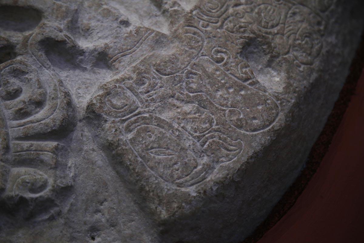 Altar 5, la joya más antigua de La Corona