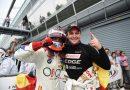 Gran triunfo de Andrés Lush Saravia y Fran Rueda en Monza