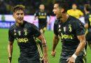 Cristiano mantiene a la Juventus en plenitud