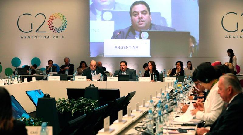 El G20 acuerda impulsar una reforma de la OMC