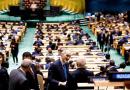 Mandatario guatemalteco participa en Cumbre por la Paz