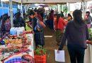 Impulsan el desarrollo de Concepción, Sololá, con Feria Agro-Ecológica