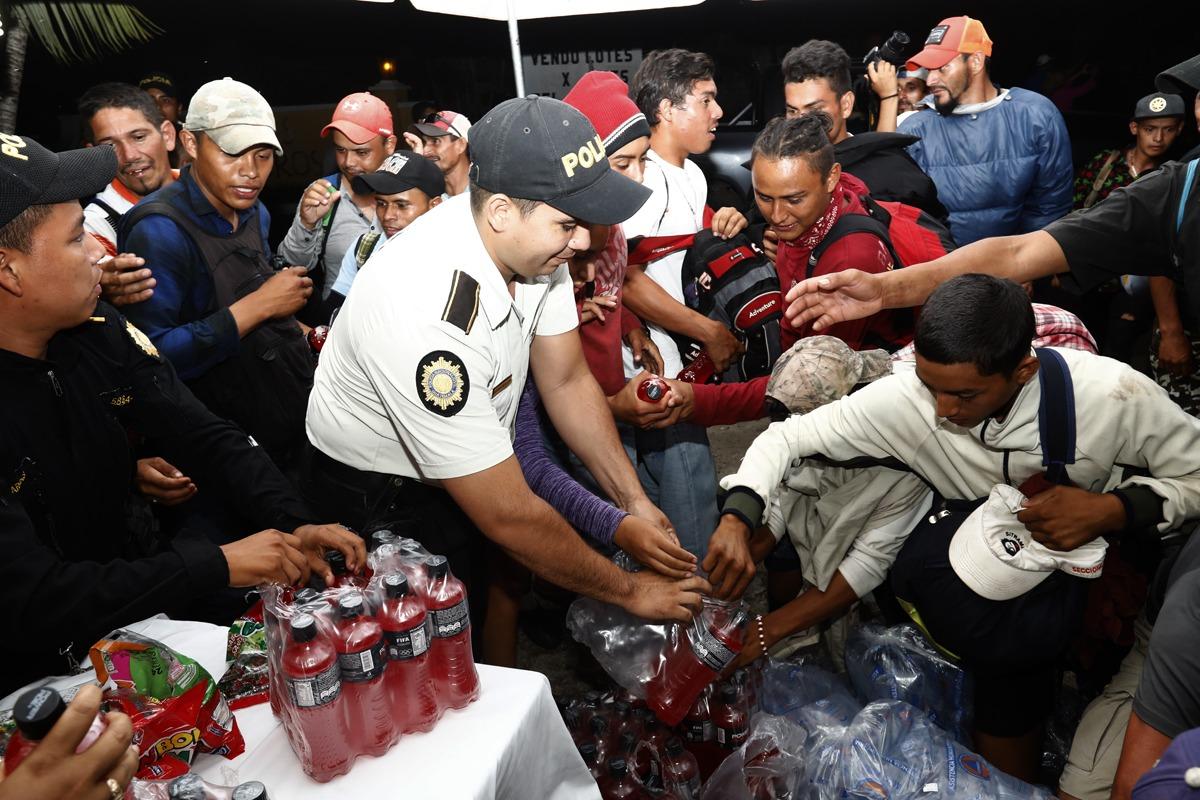 3 mil 955 hondureños son retornados
