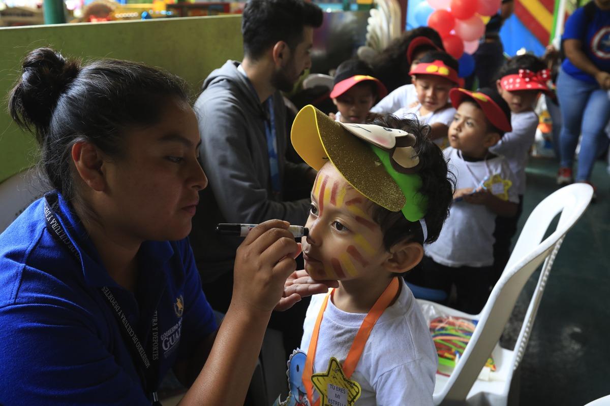 Celebran el Día del Niño