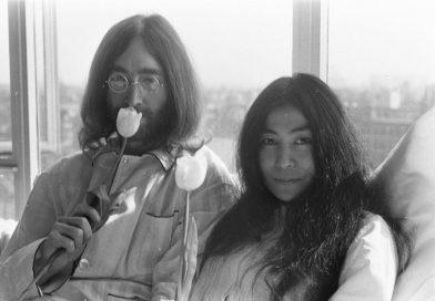 El amor de John Lennon y Yoko Ono trasciende a la pantalla grande