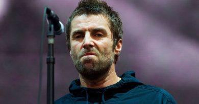 Liam Gallagher fue interrogado por supuesta agresión contra su novia