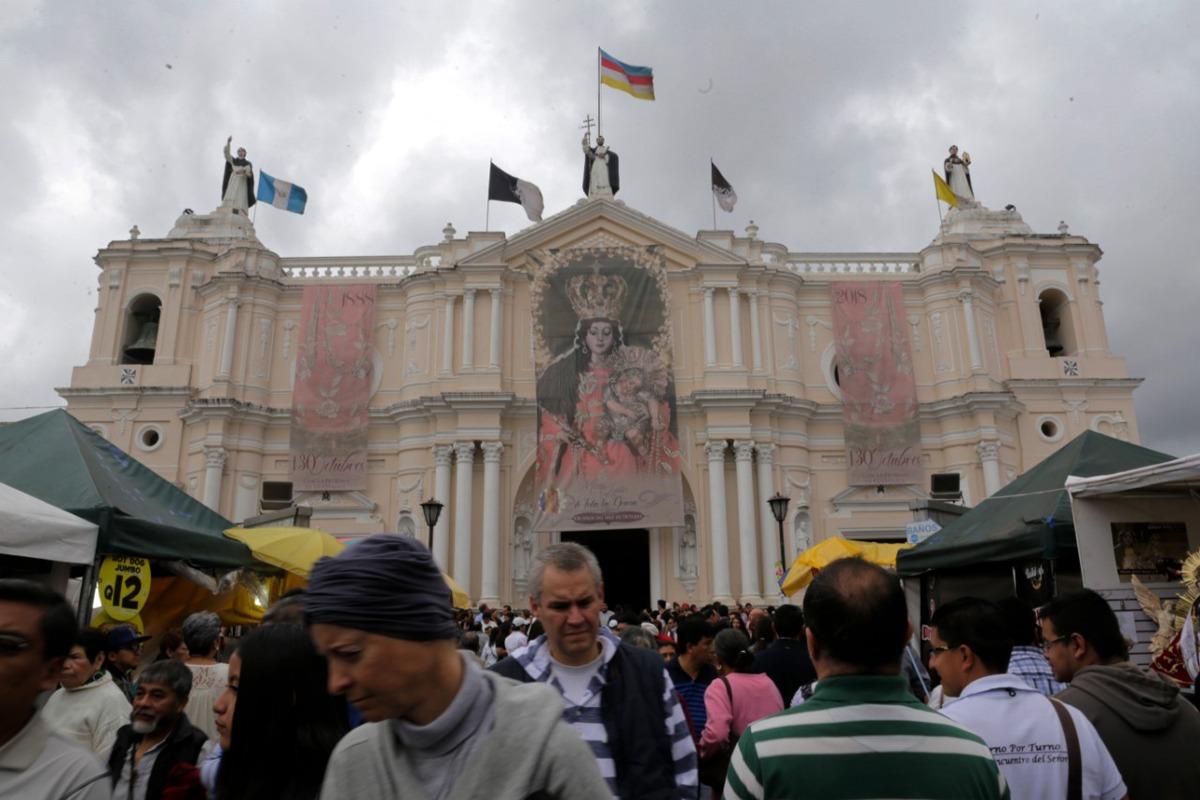 Octubre, mes de la Virgen del Rosario